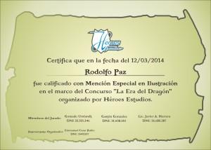 certificadorodo